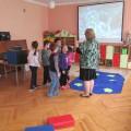Открытое занятие педагога-психолога с использованием ИКТ «Чудесный мир»