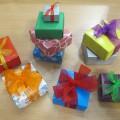 Мастер-класс «Коробочка для подарков, игр и мелочей в технике «оригами»