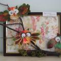 Выставка творческих работ детей и родителей «Дары осени». Фотоотчёт