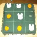 Развивающая подушка «На лесной полянке»