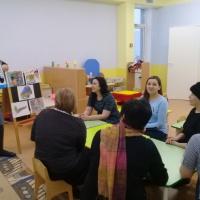 Мастер-класс для родителей детей второй младшей группы «Игры с конструктором «Банчемс»