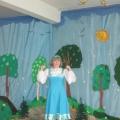 Экологическая сказка-инсценировка для детей старшего дошкольного возраста «Весенняя сказка»