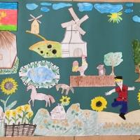 Беседа с детьми подготовительной группы «День рождения Краснодарского края» с интеграцией образовательных областей
