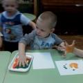 Конспект занятия по нетрадиционному рисованию во второй младшей группе «Петушок-золотой гребешок»