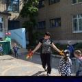 Фотоотчет о летнем развлечении «1 июня— День защиты детей»