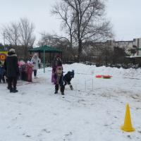 Сценарий спортивного праздника для детей ДОУ «Мы— будущие олимпийцы!»