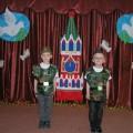 «Великий праздник— День Победы!» Сценарий для детей старших групп