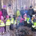 Конспект занятия— маршрут выходного дня «Экскурсия в лес»