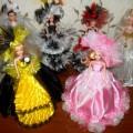 Куклы-шкатулки своими руками