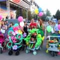 Парад колясок в День Кореновского района и 55-летия города Кореновска. Фотоочёт