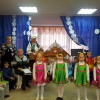 Фотоотчет о праздновании Дня святителя Николая Чудотворца