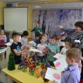 Конспект организованной образовательной деятельности педагога с детьми в подготовительной группе «Волшебный камень-магнит»