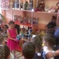 Конспект образовательной деятельности в музее кукол «Путешествие в мир кукол»