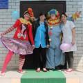 Развлечения в детском саду «День смеха и веселья»
