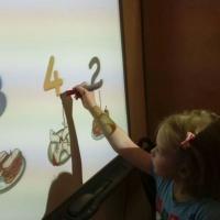 Конспект педагогической деятельности по познавательному развитию «В стране математики. Счет в пределах 5» в средней группе