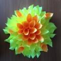 Мастер-класс «Цветок из бумаги»