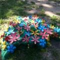 Мастер-класс по изготовлению цветов из пластиковых бутылок