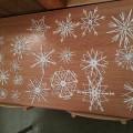 Мастер-класс «Красавица снежинка»