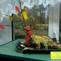 Выставка поделок из природного материала «Осенние фантазии». Фотоотчет