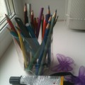 Мастер-класс по изготовлению карандашниц.