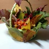 Фотоотчет «Осенний букет»