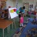 Конспект интегрированного итогового занятия «У нас в гостях Колобок» для детей второй группы раннего возраста