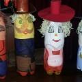 Мастер-класс по изготовлению кукольного театра из пластиковых бутылочек по сказке «Красная Шапочка»
