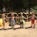 Фотоотчет о летней оздоровительной работе во второй младшей группе