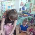 Коллективная работа «Весенний букет»
