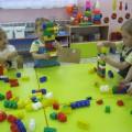 Лего-конструирование. Опыт работы в рамках инновационного проекта