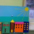 Мастер-класс по изготовлению наглядного пособия «Городок у моря»