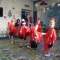 Сценарий новогоднего праздника «Проделки Бабы-яги» в средней группе
