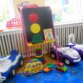 Конспект занятия для детей раннего возраста «Светофор всегда поможет»