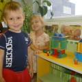 Строим домик для матрёшки