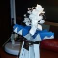 Мастер-класс по изготовлению гофрированной вазочки для цветов (оригами)