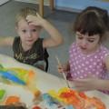 Мастер-класс по рисованию для родителей