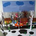 «Весна, весна на улице!» Коллективная работа детей средней группы
