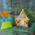 НОД по конструированию в старшей группе «Мышка— норушка» в технике оригами