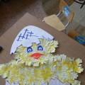 Мастер-класс коллективной работы «Цыпленок Цыпа»