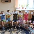Занятие «Солнышко и дождик» (фотоотчет)