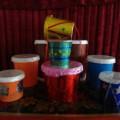 Проект «Музыкальные инструменты своими руками. Барабан»
