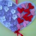Фотоотчет «Поздравительная открытка ко Дню Святого Валентина»