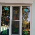 Оформление окна «Лето»