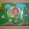 Развивающее дидактическое пособие «Расскажи сказку» используется для развития речи и мелкой моторики дошкольников