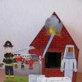 Фотоотчёт о выставке поделок на конкурс детско-юношеского творчества по противопожарной безопасности «Неопалимая купина»