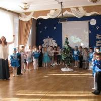 Отчёт о проведении мероприятия «К нам на Святки пришли колядки»