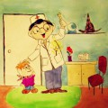Сказка «Где у доктора волшебная палочка?»