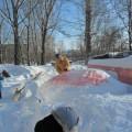 «Зима как праздник детства» (фотоотчет)