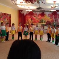 Фотоотчет о конкурсе песни и пляски