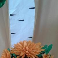 Мастер-класс по работе с фоамираном «Цветочная полянка»